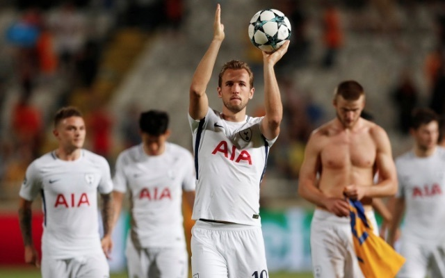 Tottenham star Harry Kane closes in on record held by Liverpool legend Steven Gerrard