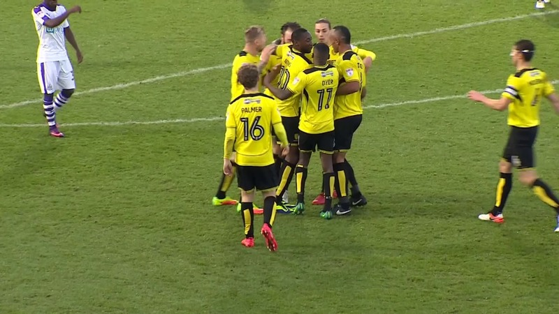VIDEO: Burton 1 - Newcastle 2: Dwight Gayle & Mo Diame on target (Video)