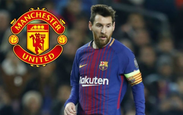 Lionel Messi doubts Real Madrid can beat Manchester United to £100m signing of his SUPERSTAR team-mate