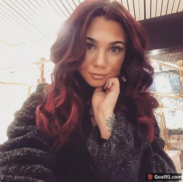 Sophie Vagsaeter selfie