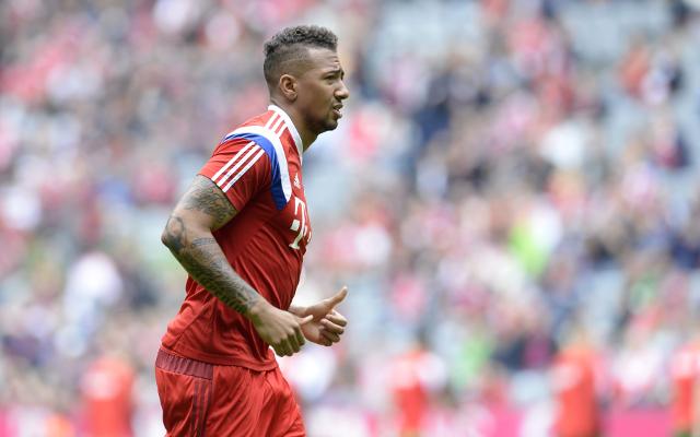 Jerome Boateng Bayern Munich