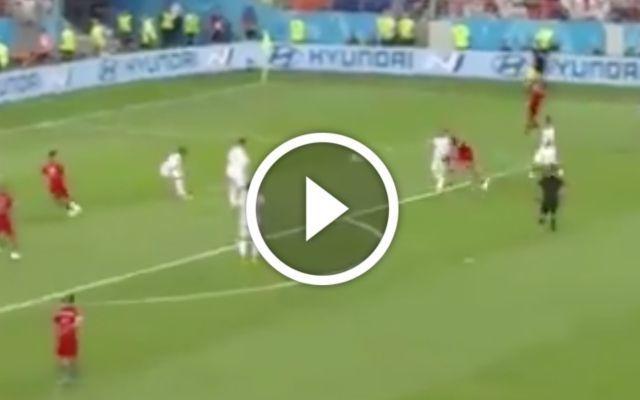 Video: Ricardo Quaresma scores sensational goal to help Portugal break down Iran