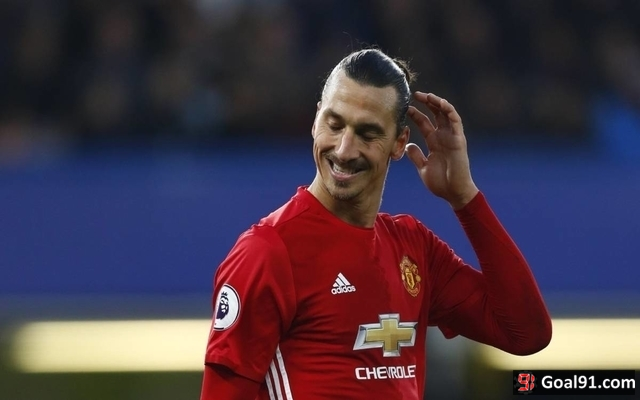 Man Utd star Ibrahimovic to be honoured with Stockholm statue