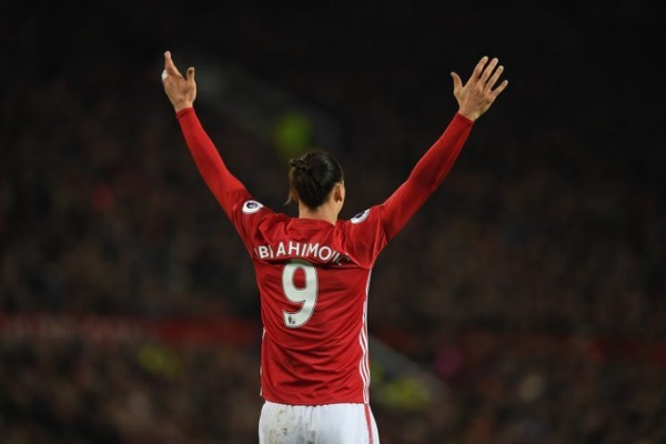 Premier League: LA FC aim to prise Zlatan Ibrahimovic away from Manchester United