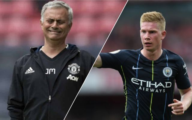 Manchester City talisman Kevin De Bruyne gives key injury update, and it's not good news for Manchester United