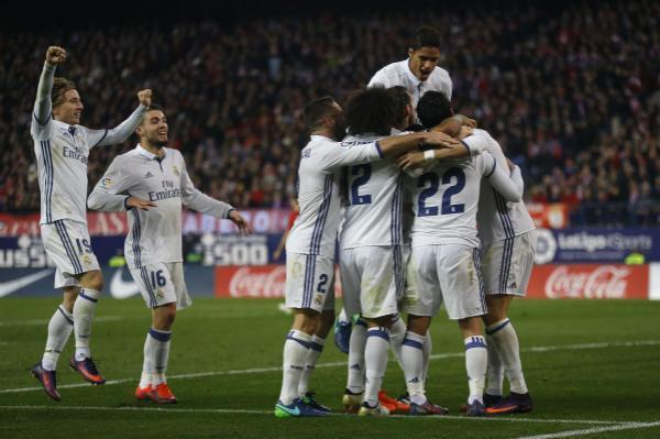 Euro Bites: Madrid is white but Barcelona and Atletico are left feeling blue