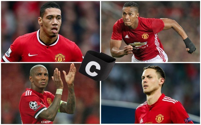 New Man United captain confirmed by Jose Mourinho as boss also name-checks five possible stand-ins | CaughtOffside