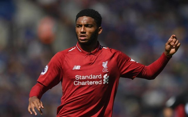 Joe Gomez showcases lightning speed to tackle Lucas Moura