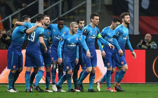 Arsenal player ratings: Gunners outstanding against AC Milan as star scores his first ever goal under Wenger