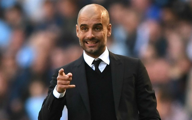 Pep Guardiola edging closer to landing key £46.5m Man City signing