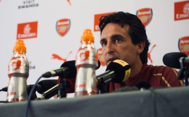 Unai Emery names his captain for his first season as Arsenal boss