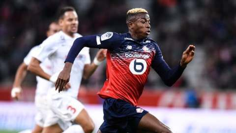 VIDEO Lille vs Montpellier (Ligue 1 2019/2020) Highlights