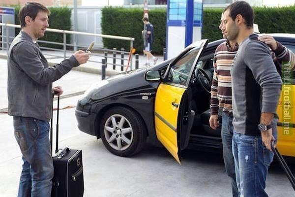 tb to the world's biggest Javier Mascherano fan.