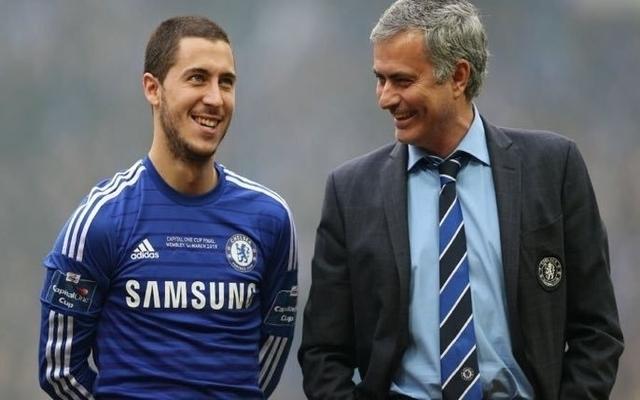 Hazard wants to work with Mourinho again