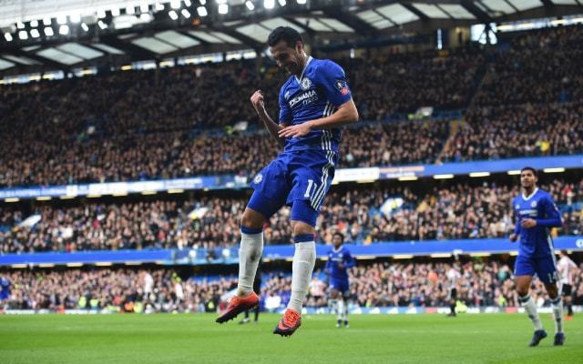 Chelsea injury news: Downbeat Conte provides Pedro update after ankle knock