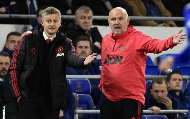 Ole Gunnar Solskjaer heard giving intriguing tactical advice to Manchester United star during Newcastle match | Goal91