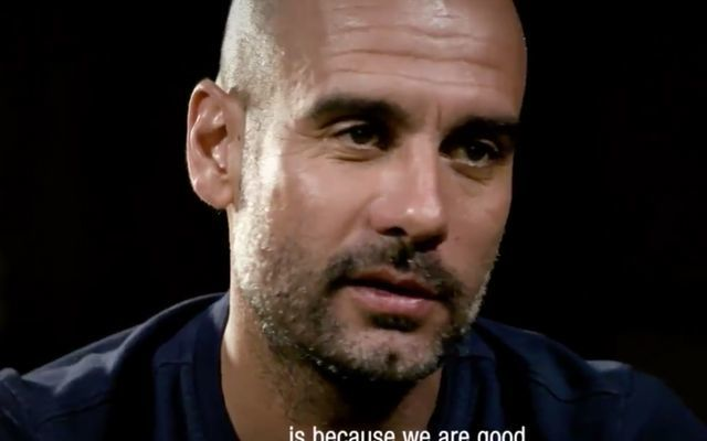 Video: Pep Guardiola reveals his winning philosophy after Man City title success