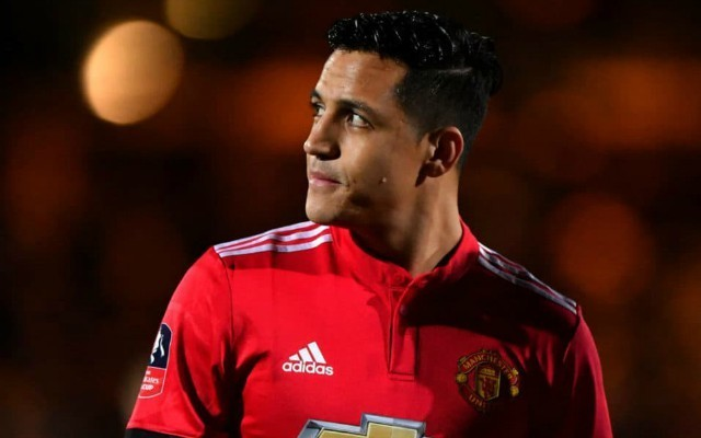 Man Utd were linked with Griezmann before moving for Alexis Sanchez in January