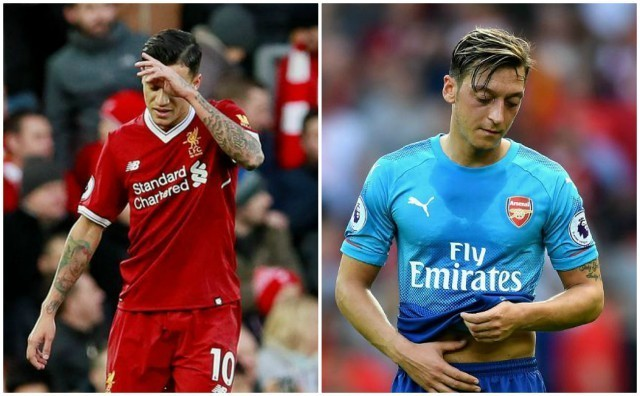 10 Premier League stars who look set for January transfers: Arsenal, Chelsea, Liverpool & Manchester United players all linked with moves