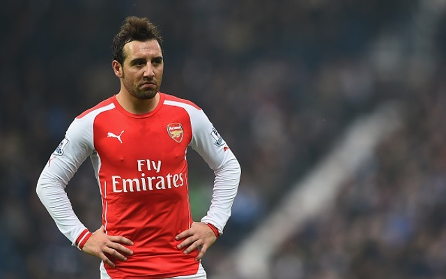 Arsenal boss Arsene Wenger 'very sad' about latest Santi Cazorla injury update