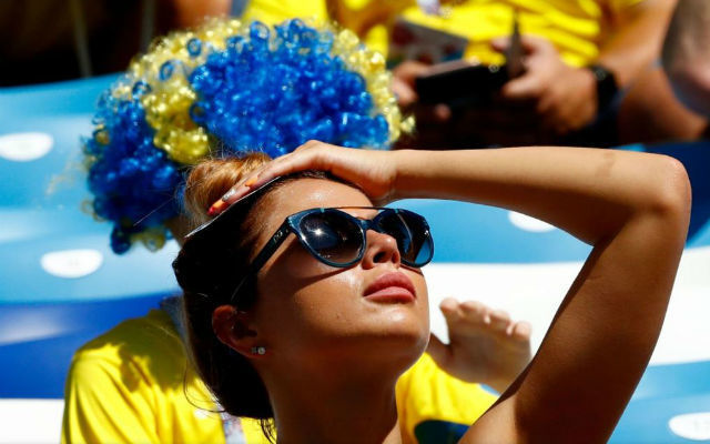 Hottest World Cup 2018 fans Sweden 1