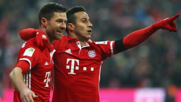 Bayern Munich 3 RB Leipzig 0: Champions cruise past 10-man title rivals