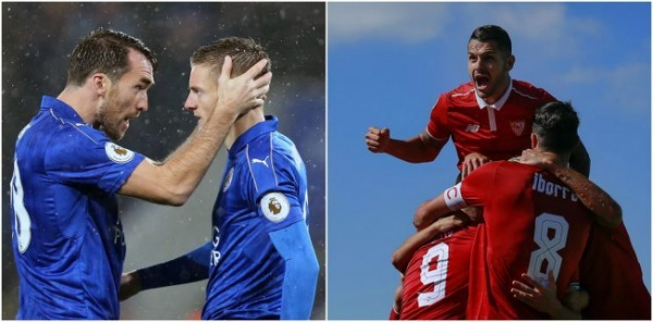 Leicester City vs Sevilla: The reigning champions take on the Europa League kings