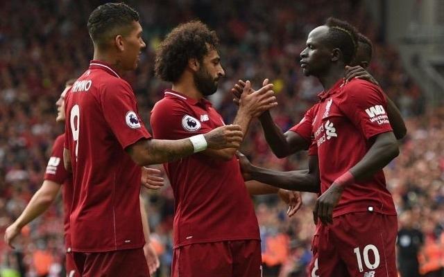 Liverpool thrash West Ham 4-0 at Anfield