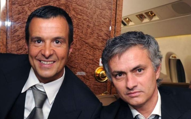 Manchester United's £179million transfer pursuit takes a fresh twist with Jorge Mendes pulling the strings
