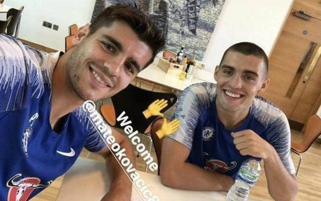Mateo Kovacic reveals what Alvaro Morata said to convince him to seal Chelsea transfer from Real Madrid | Goal91