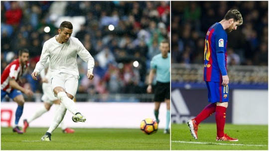 LaLiga: Real problems for Barcelona, Cristiano's double and another LaLiga classic