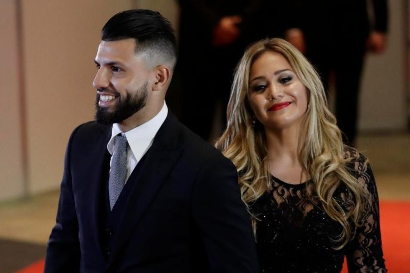 Sergio Aguero dumped by jaw-dropping long-term girlfriend Karina Tejeda just days after Amsterdam crash