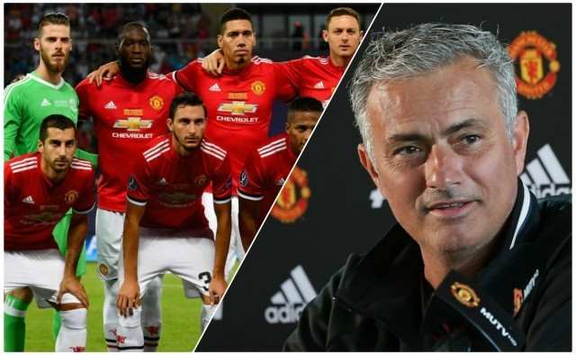Manchester United boss Jose Mourinho sends clear message to club over £88million transfer