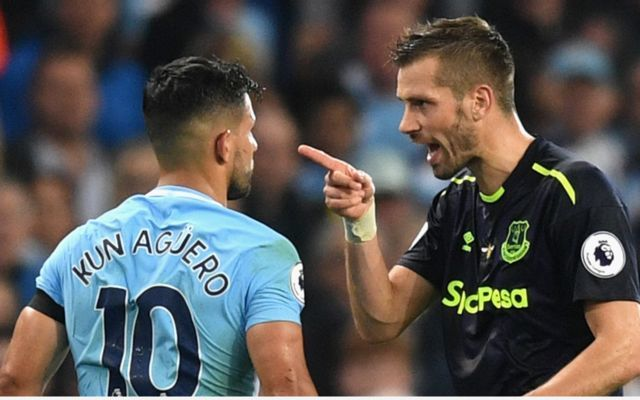Man City 1-1 Everton player ratings: 8/10 for Toffees starlet as £50M Kyle Walker sees red