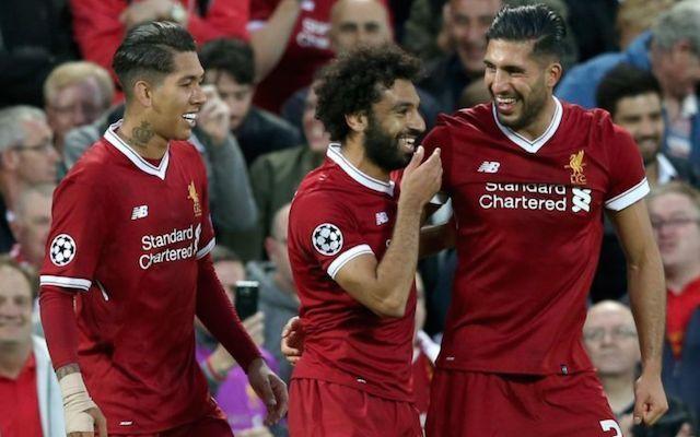 Emre Can, Salah Liverpool