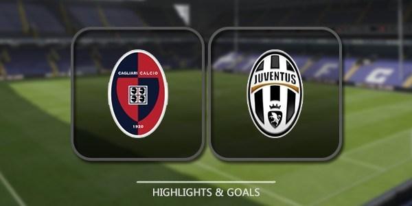 VIDEO Cagliari vs Juventus (Serie A) Highlights