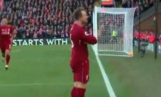 Shaqiri goal video: Liverpool 2-0 up vs Fulham