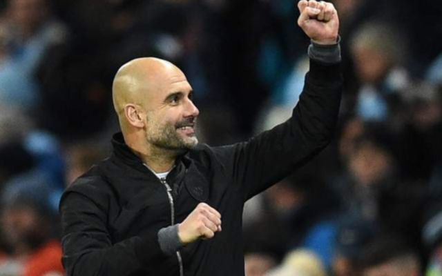 Guardiola set to rival old club Barcelona as Man City swoop in for €25M European starlet