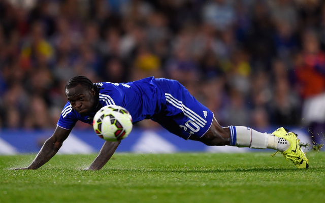 (Photo) Victor Moses praises 'brilliant' Chelsea following victory