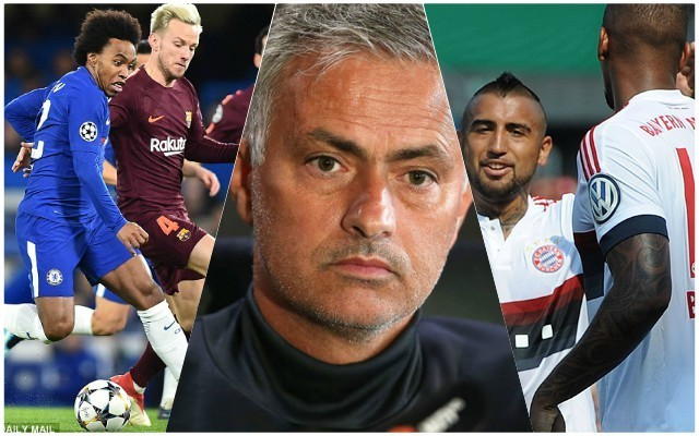 Manchester United completing £190million triple transfer swoop for Chelsea star and CL-winning duo would go down as a hugely successful summer