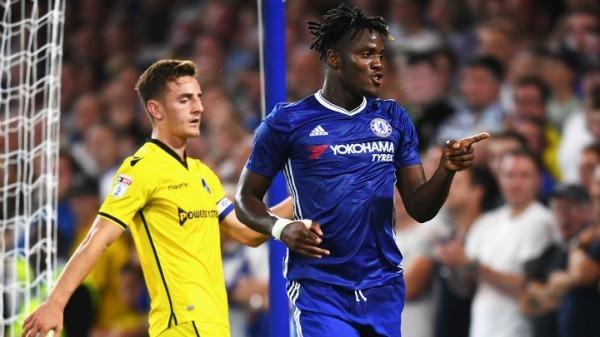 League Cup: Chelsea scrap past Bristol Rovers thanks to Batshuayi double