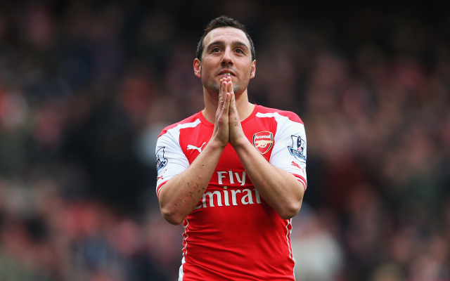Five transfers Arsenal should look at to replace injured Santi Cazorla, including Chelsea & Manchester City outcasts