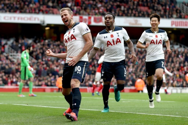 Premier League: Harry Kane is leading from the front and a shining light for Tottenham's young guns