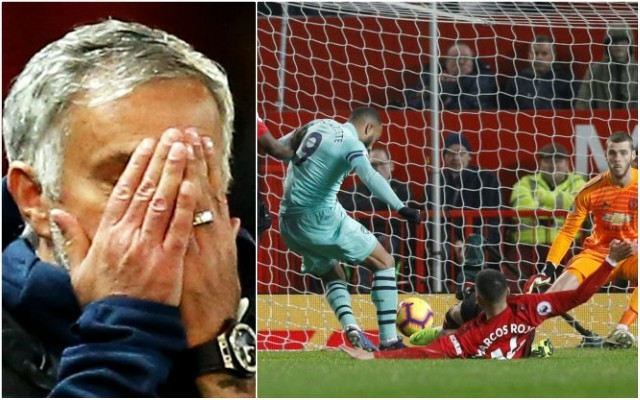Arsenal condemn Manchester United to equal unwanted record after defensive horror-show at Old Trafford | Goal91