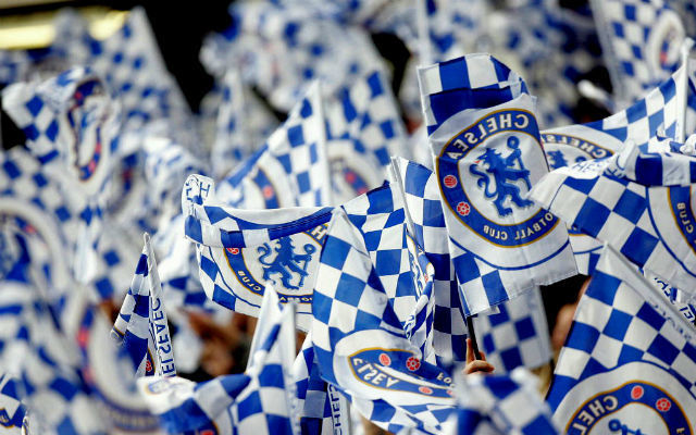 (Photo) Chelsea thank fans following Middlesbrough victory