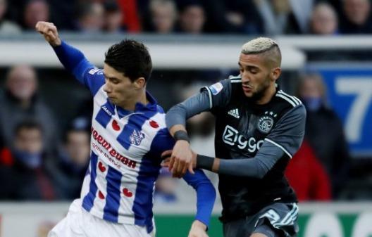 VIDEO SC Heerenveen 0 - 1 Ajax (Eredivisie) Highlights