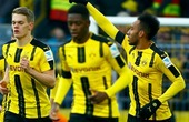 VIDEO Borussia Dortmund 4 - 1 Borussia Moenchengladbach (Bundesliga) Highlights
