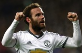 Mourinho's Special Juan on fire as Man Utd look on course for silverware