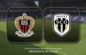 VIDEO Nice 2 - 2 Angers (Ligue 1) Highlights