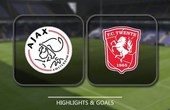 VIDEO Ajax vs FC Twente (Eredivisie) Highlights